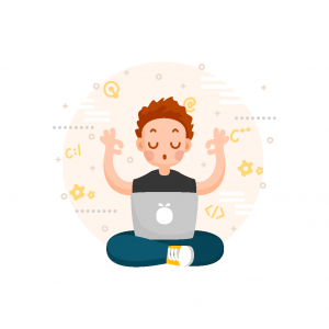 freelancer meditation